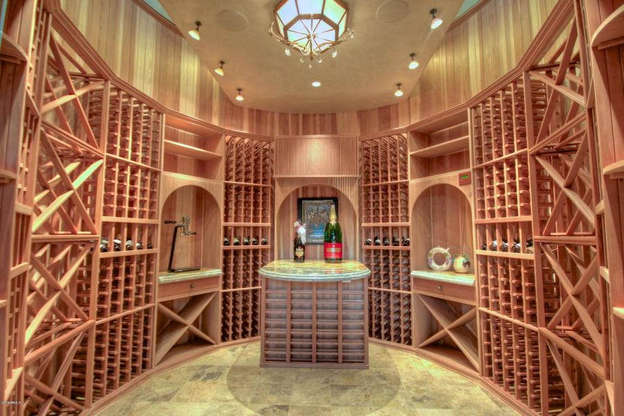 Large Wine Room